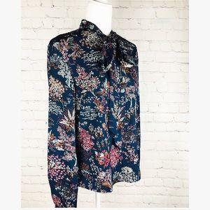 Nasty Gal long sleeve blouse size 8